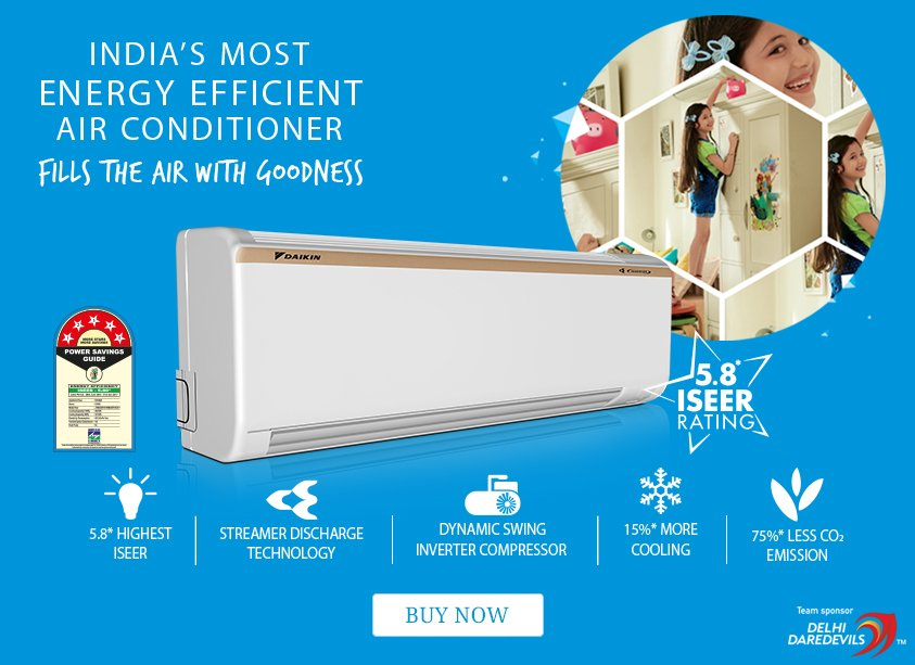 save money with daikin
