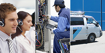 After Sales Service | Daikin