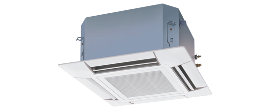 Ceiling Mounted Cassette Air Conditioner, Ceiling Cassette