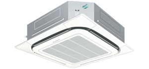 Ceiling Mounted Cassette Air Conditioner, Ceiling Cassette Air
